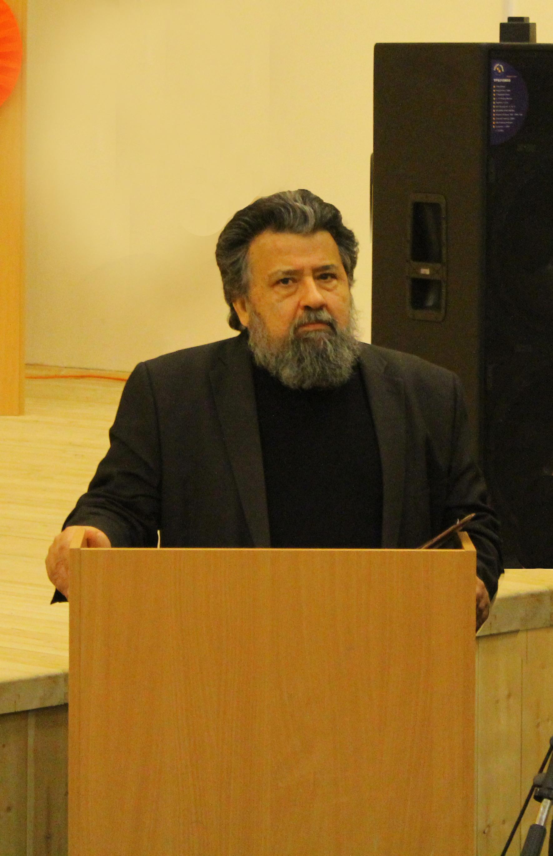 В.Д.Ирзабеков в Сургуте