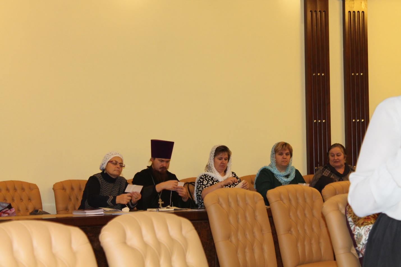 Участие представителей образовательных учреждений в Рождественских Чтениях