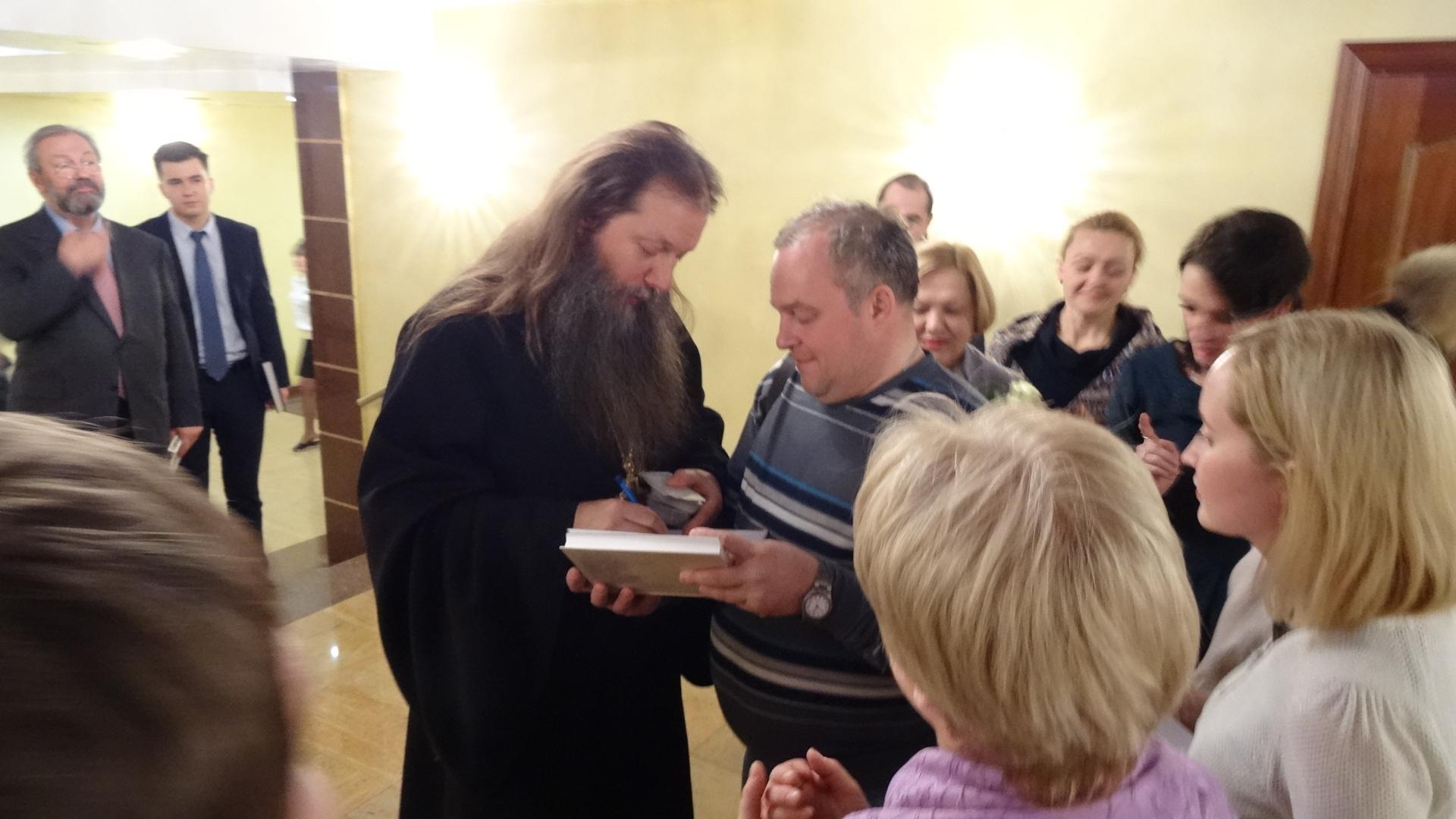 Протоиерей Артемий Владимиров в Сургуте