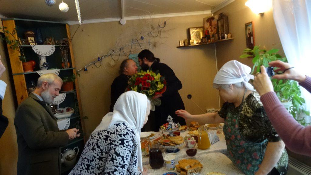 Поздравление отца Николая с днем Рождения