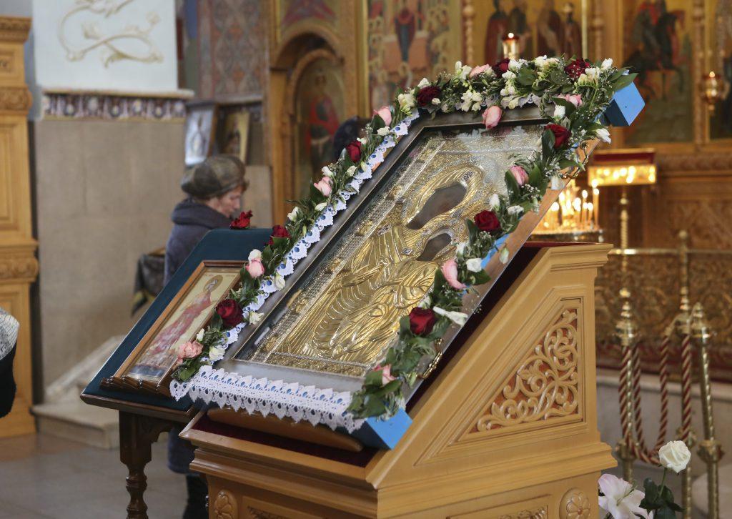 Акафист пред Иверской иконой Божией Матери
